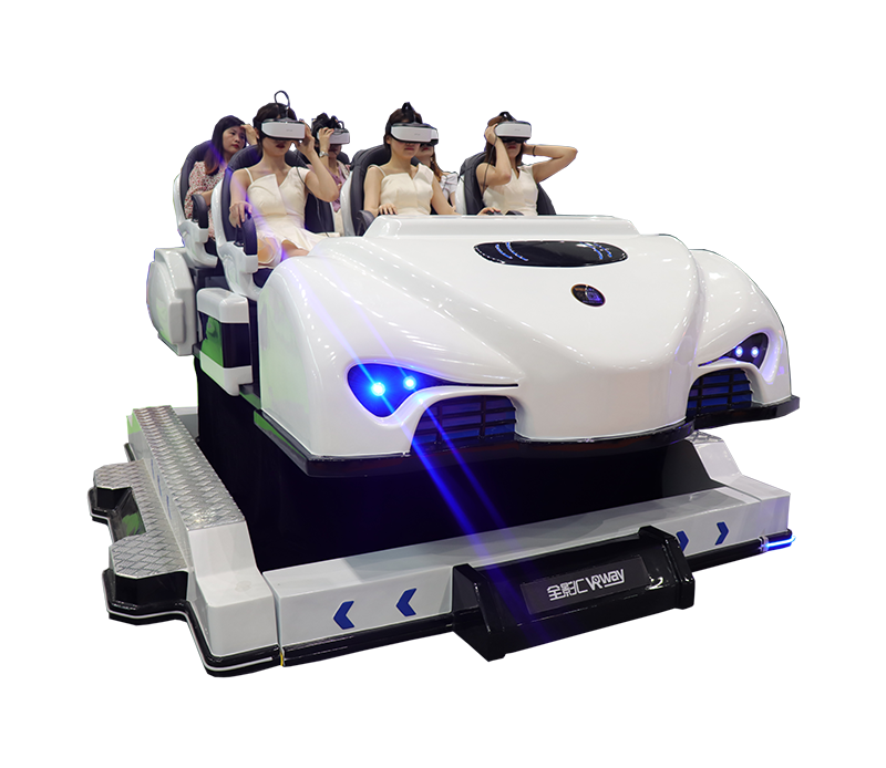 VR时空飞船 热销!