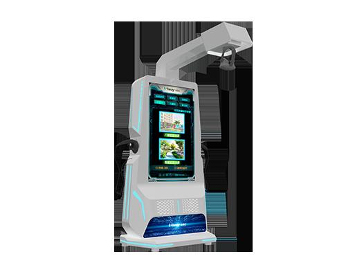VR自助机  智能!