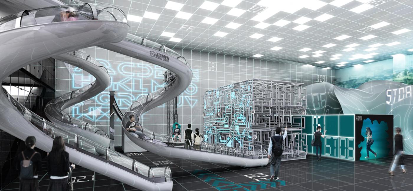 科普安全企业展厅解决方案
